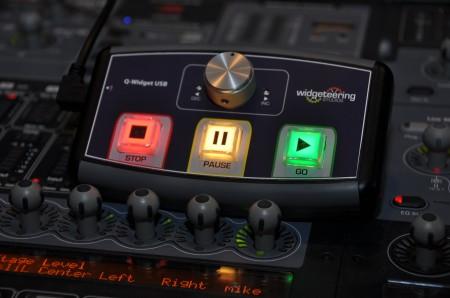 Q-Widget-PRO, QLab Remote, SCS Remote, SFX Remote, MIDI Remote